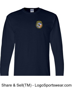 Gildan Dryblend Adult Long Sleeve Tee Design Zoom